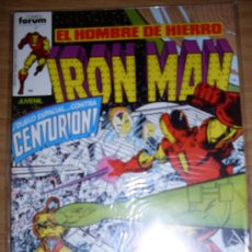 Comics: FORUM IRON MAN NUMERO 3 NORMAL ESTADO. Lote 18458537