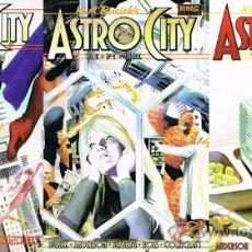 Cómics: ASTROCITY VOLUMEN II NUMEROS 1, 2 Y 3 POR KURT BUSIEK Y BRENT ANDERSON. Lote 26268586
