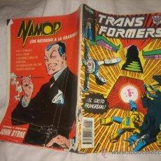 Cómics: TRANSFORMES Nº 57 BIMESTRAL CANTO ESTROPEADO VER FOTOS. Lote 18626589