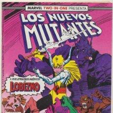 Cómics: LOS NUEVOS MUTANTES Nº 48.. Lote 18660582