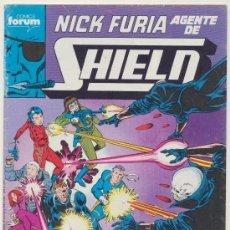 Cómics: NICK FURIA Nº 2.. Lote 18660659