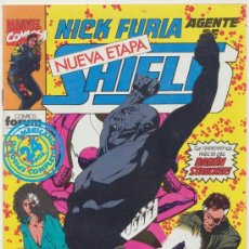 Comics: NICK FURIA Nº 2. NUEVA ETAPA.. Lote 18660695