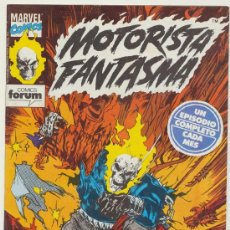 Comics : MOTORISTA FANTASMA Nº 12. Lote 18662004