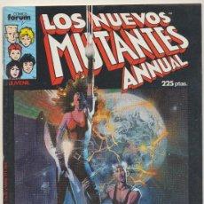 Cómics: LOS NUEVOS MUTANTES ESPECIAL PRIMAVERA. Lote 18666776