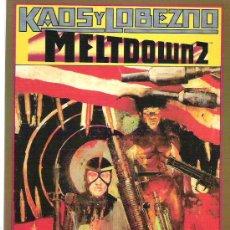 Cómics: KAOS Y LOBEZNO - MELTDOWN 2. Lote 18713720