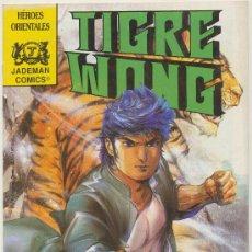 Cómics: TIGRE WONG Nº 2.. Lote 52975318