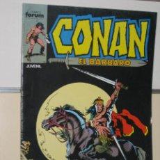 Cómics: CONAN Nº 140 EL BARBARO 1ª EDICION FORUM OFERTA. Lote 152126636