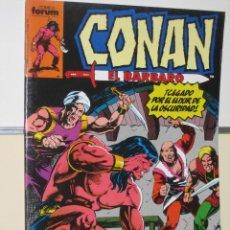Cómics: CONAN Nº 163 1ª EDICION FORUM OFERTA. Lote 175480932