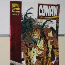Cómics: CONAN VOL. 2 Nº 1 FORUM OFERTA. Lote 19009629
