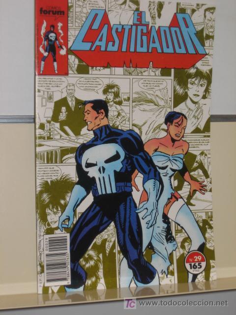 EL CASTIGADOR Nº 29 FORUM (Tebeos y Comics - Forum - Otros Forum)