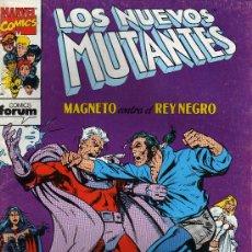 Cómics: LOS NUEVOS MUTANTES NÚMERO 59 (COMICS FORUM). Lote 19066603