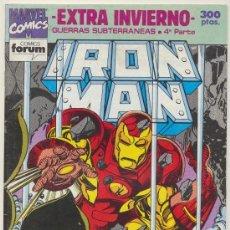 Cómics: IRON MAN.EXTRA INVIERNO.. Lote 122017384