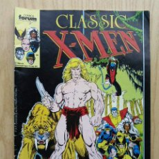 Cómics: CLASSIC X-MEN - Nº 21 -COMICS FORUM. Lote 22898794