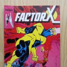 Cómics: FACTOR X - Nº 11 - COMICS FORUM. Lote 22898798