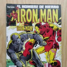 Cómics: IRON MAN - Nº 40 - COMICS FORUM. Lote 20628893