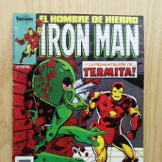 Cómics: IRON MAN - Nº 38 - COMICS FORUM. Lote 20628894