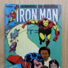 Cómics: IRON MAN - Nº 33 - COMICS FORUM. Lote 20628896