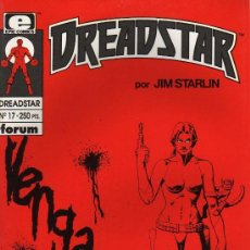Cómics: DREADSTAR Nº11 JIM STARLIN (EPIC). Lote 19189562