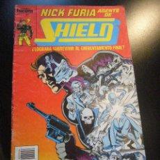 Cómics: NICK FURIA AGENTE DEL SHIELD Nº 6 ...............C23B. Lote 25924329