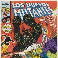 Cómics: LOS NUEVOS MUTANTES Nº 35. Lote 19387348