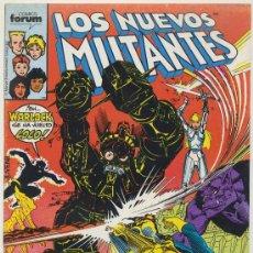 Cómics: LOS NUEVOS MUTANTES Nº 35. Lote 19387371