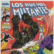 Cómics: LOS NUEVOS MUTANTES Nº 35. Lote 19387389