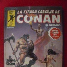 Cómics: SUPER CONAN 7 - LA ESPADA SALVAJE - EDICIONES FORUM - TAPA DURA. Lote 24858966