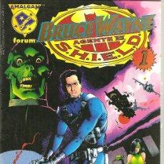 Cómics: BRUCE WAYNE AGENTE DE S.H.I.E.L.D. Nº 1 . Lote 19548296