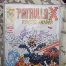 Cómics: LA PATRULLA X LOS AÑOS PERDIDOS COMPLETA. Lote 27152753