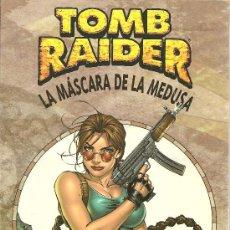 Cómics: TOMB RAIDER LA MASCARA DE LA MEDUSA. Lote 148141898