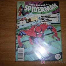 Comics : EDITORIAL FORUM SPIDERMAN RETAPADO DEL 161 AL 165 NORMAL ESTADO. Lote 19693163