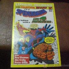Cómics: COMIC COL. WHAT IF¿Y SI SPIDERMAN SE HUBIESE UNIDO A LOS 4 FANTASTICOS ?. Lote 26319542