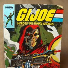 Cómics: COMIC, GI JOE, HEROES INTERNACIONALES, FORUM, Nº 28, 1986. Lote 19992966