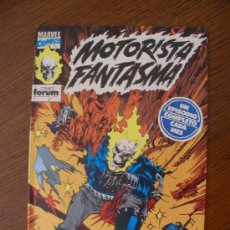 Cómics: MOTORISTA FANTASMA FORUM 12. Lote 26320454