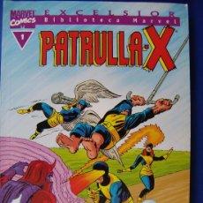 Cómics: BIBLIOTECA MARVEL LA PATRULLA X COMPLETA 12 TOMOS. Lote 20080631