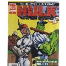 Cómics: HULK Nº6 FORUM - CJ82. Lote 20107912