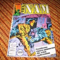 Cómics: VIETNAM - RETAPADO NºS 6 AL 10 - FORUM. Lote 26609075