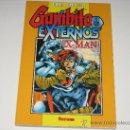 Cómics: RETAPADO GAMBITO Y LOS EXTERNOS Y X-MAN. Lote 26680478