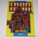 Cómics: IRON MAN - RETAPADO HEROES REBORN 6 NºS. Lote 26680479