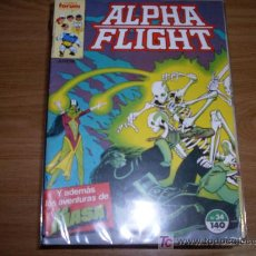 Comics : FORUM ALPHA FLIGHT NUMERO 34. Lote 20188135