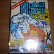 Cómics: EDICIONES FORUM ALPHA FLIGHT NUMERO 36. Lote 20188143