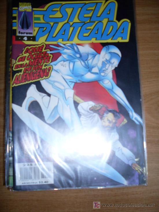 ESTELA PLATEADA VOLUMEN 2 NUMERO 4 (Tebeos y Comics - Forum - Otros Forum)