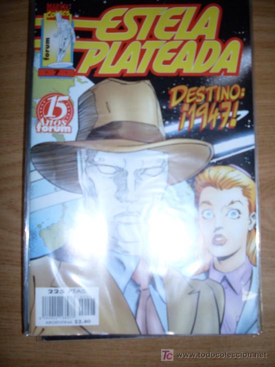 ESTELA PLATEADA VOLUMEN 2 NUMERO 7 (Tebeos y Comics - Forum - Otros Forum)