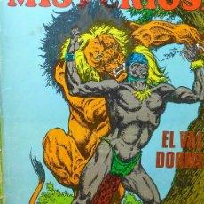 Cómics: COMIC, LA SELVA MISTERIOSA, Nº 5, PRODUCCIONES EDITORIALES, 1981. Lote 20282740