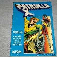 Cómics: FORUM VOL. 1 LA PATRULLA X RETAPADO Nº 24 CON NºS 151 AL 155. 1995. PENÚLTIMO MUY DIFÍCIL. Lote 20285264