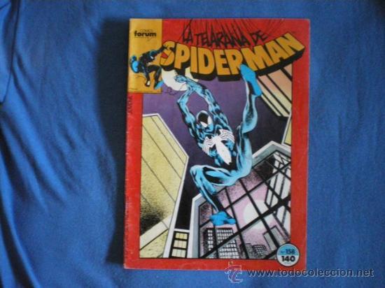 SPIDERMAN Nº 158 KAMINSKY FERN MICHELINIE 1988 MARVEL FORUM D1 (Tebeos y Comics - Forum - Spiderman)