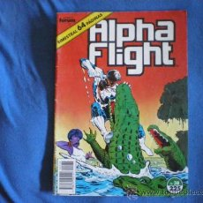 Cómics: ALPHA FLIGHT Nº 38 MANTLO ROSS 1986 MARVEL FORUM D1. Lote 20298234