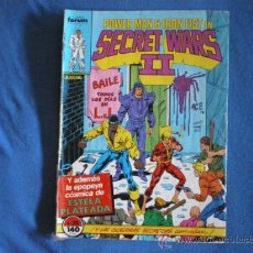 Fumetti: SECRET WARS II Nº 38 POWER MAN & IRON FIST OWSLEY BRIGHT 1987 MARVEL FORUM D1. Lote 20298970