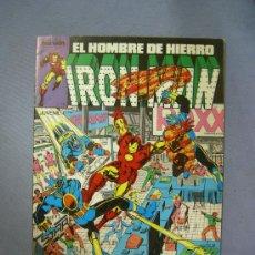 Cómics: COMICS FORUM EL HOMBRE DE HIERRO IRON MAN Nº 4 1985. Lote 26951738