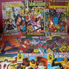 Cómics: LOTE DE COMICS DE LOS VENGADORES - FORUM - MARVEL AVENGERS. Lote 51545231